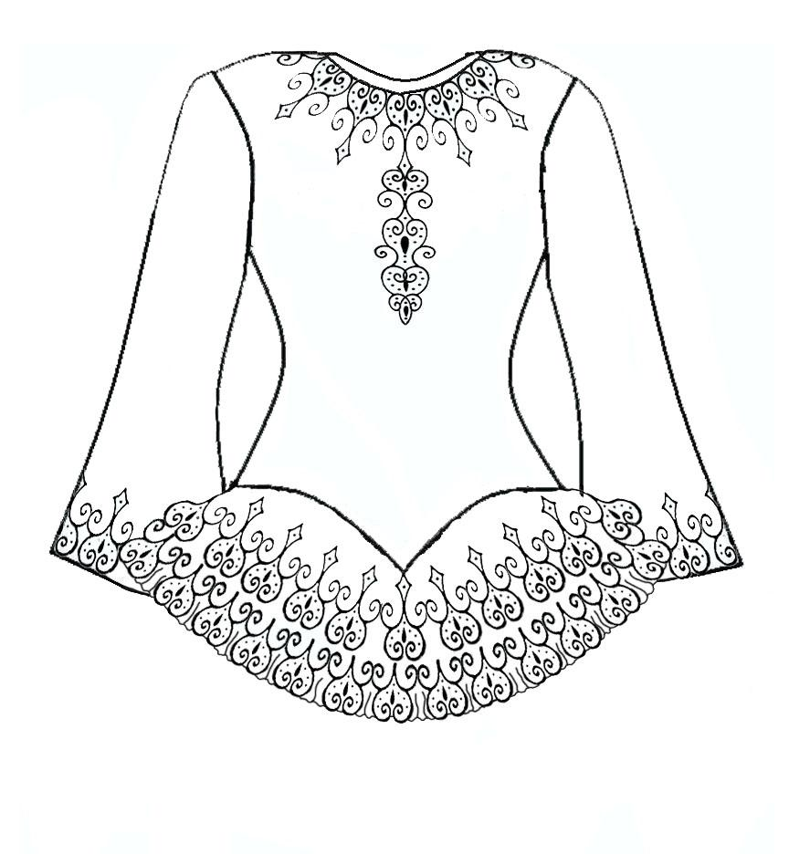 irish dancing irish dance irish and dancing irish dance coloring pages