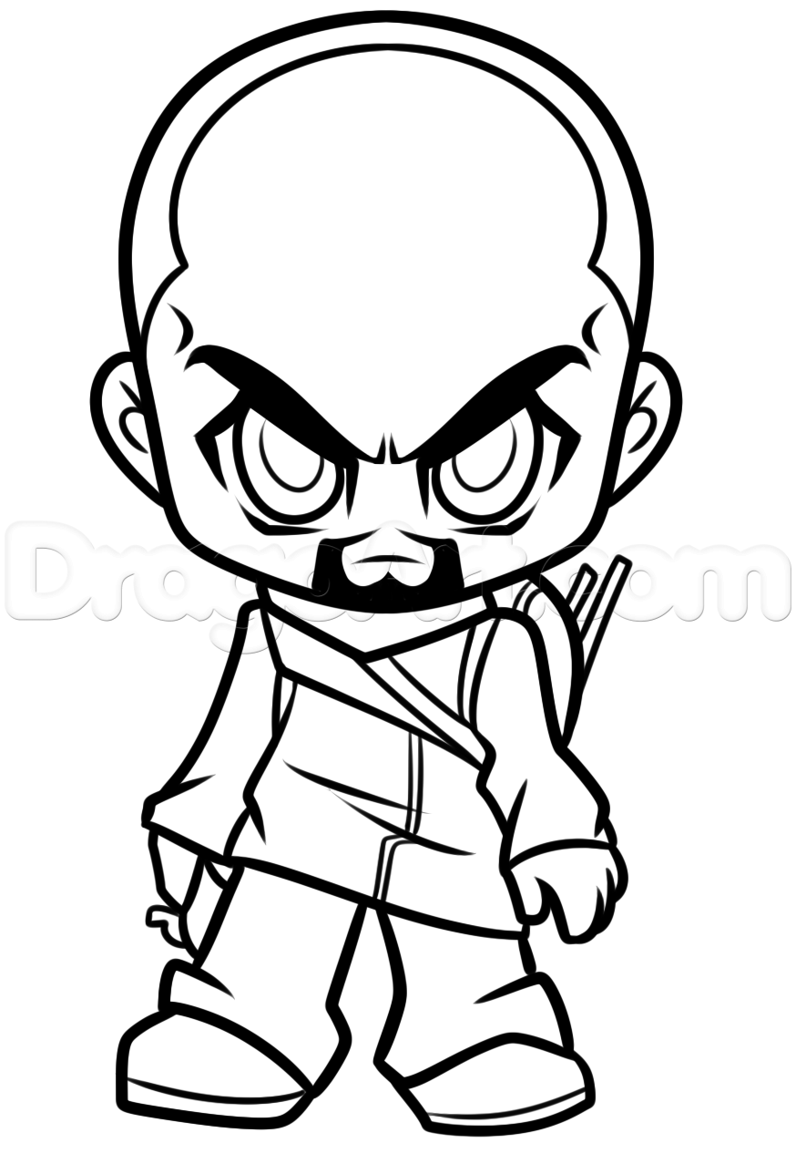 Sci Fi Chibi Coloring Pages Coloring Home