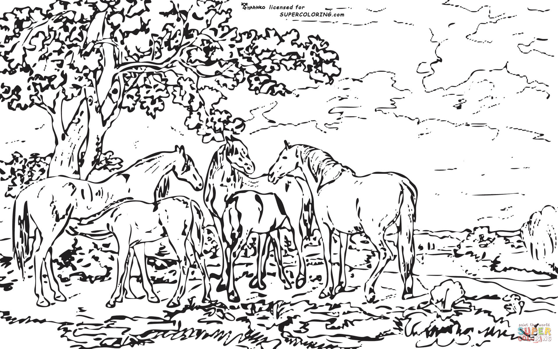Uncategorized Landscape Coloring Pages For S famous painting colouring pages be a fun mum coloring home mum