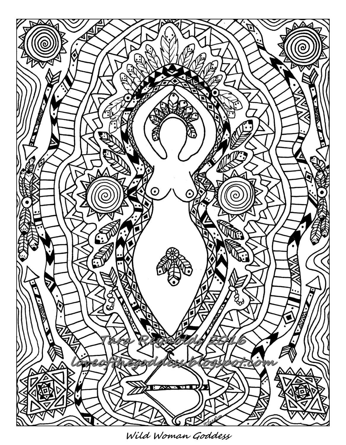 Kleurplaat Ganesh Pagan Coloring Pages Free Coloring Home