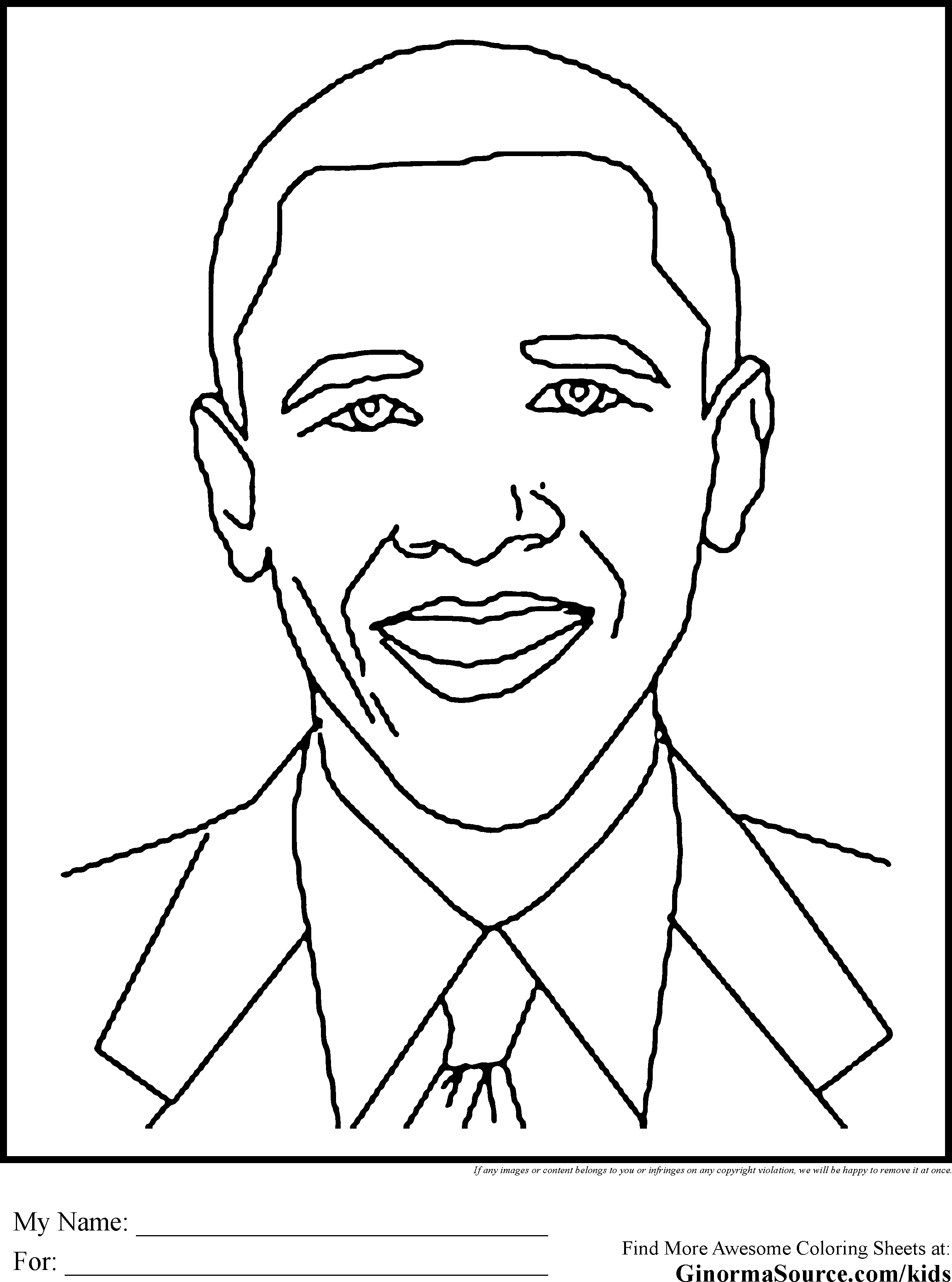 african american kids coloring pages - photo#19
