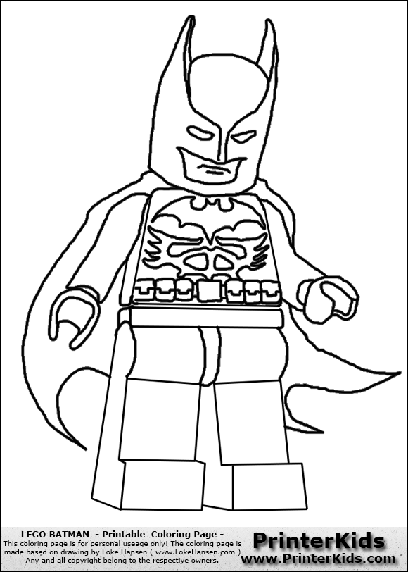 boxee lego coloring pages - photo#10