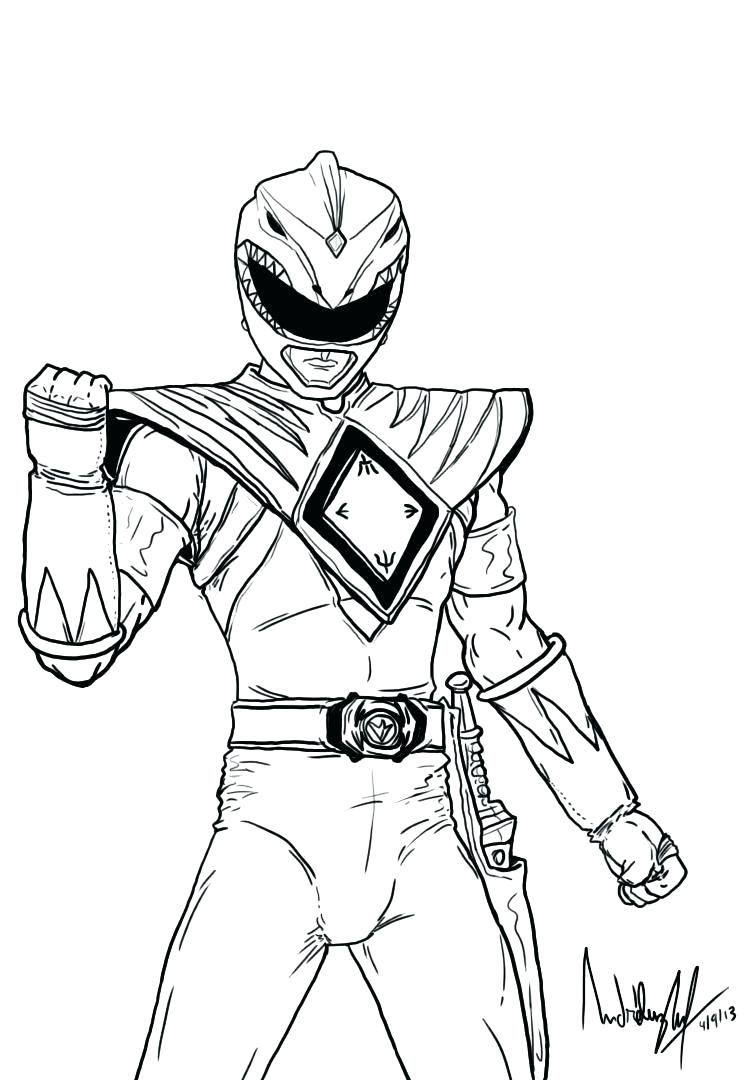 Coloring Pages  Tremendous Red Power Ranger Coloring Page Photo ...
