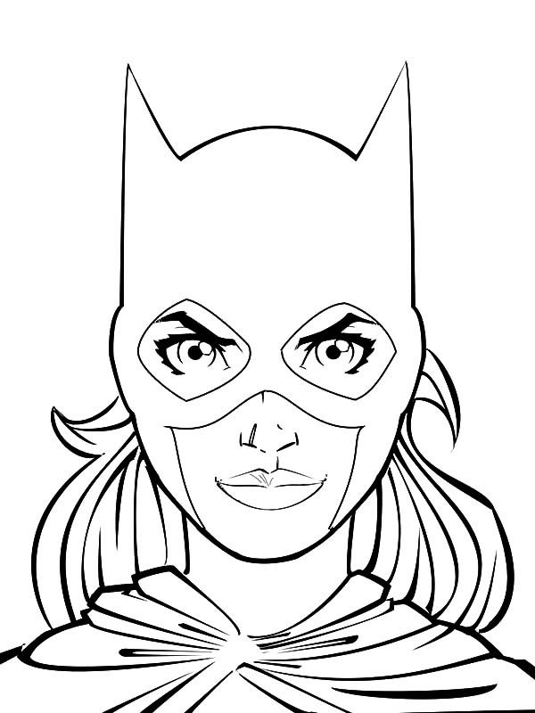 Supergirl Coloring Pages Coloring