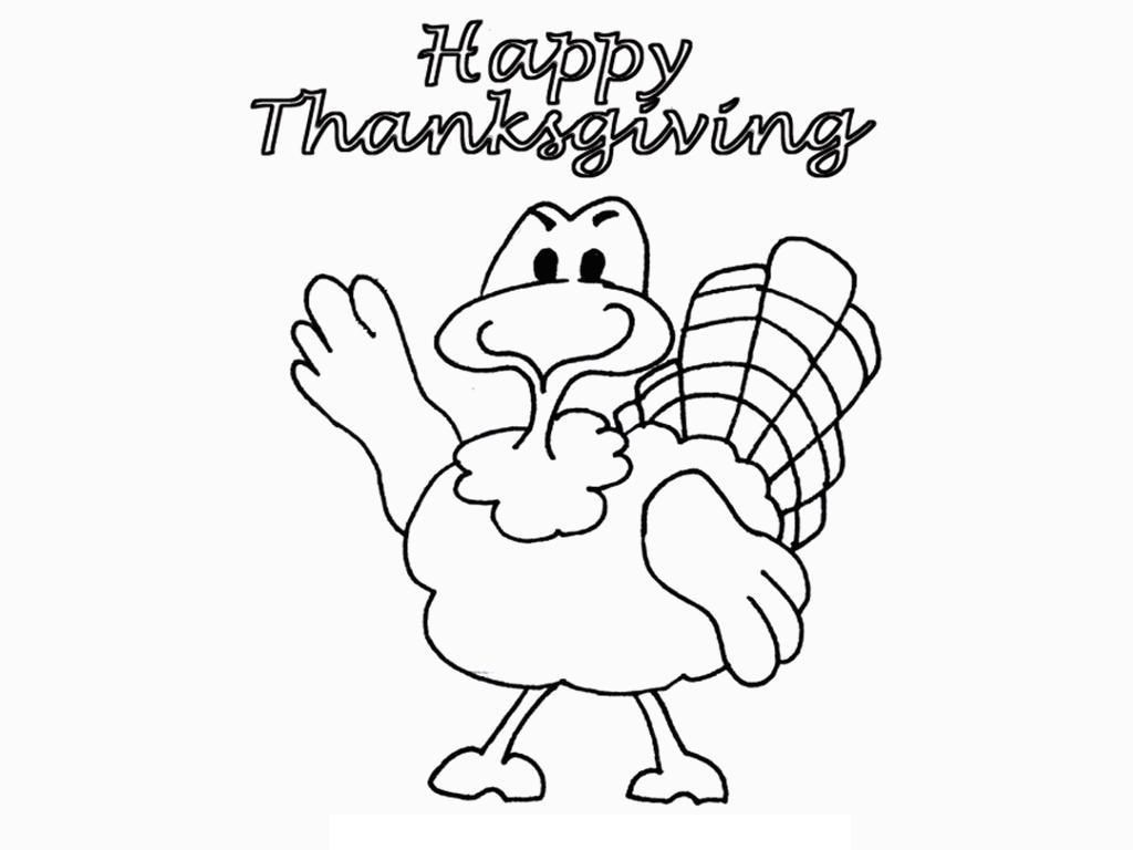 Printable Thanksgiving Coloring Pages Kids - Colorine.net | #16999