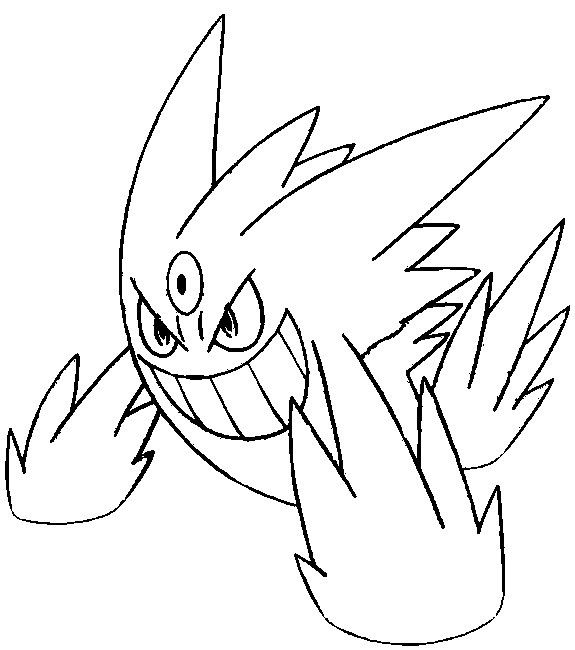 R Is For Ring Coloring Pages Mega Ex Pokemon Colori...