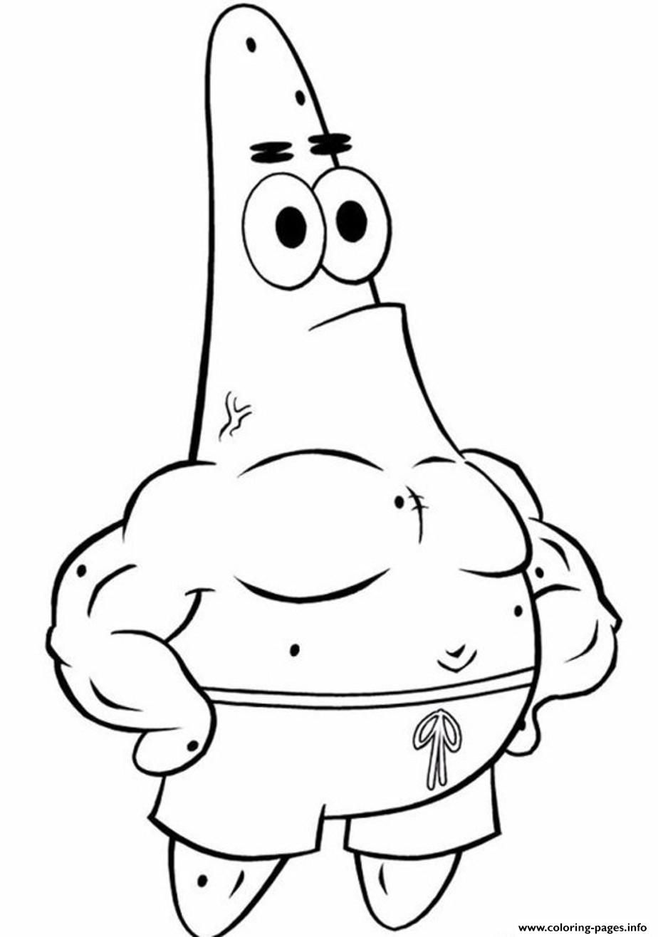 Print coloring pages spongebob patrick star5928 Coloring pages ...