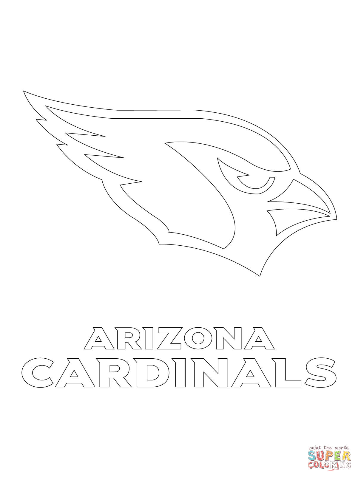 free nfl coloring pages perfect nfl logos coloring pages nfl