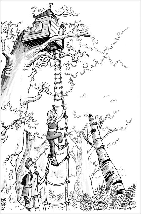 Jack and annie coloring pages ~ Jack And Annie Coloring Pages - Coloring Home