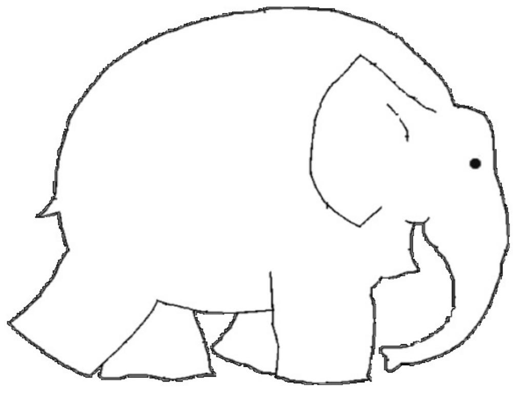 Uncategorized Elmer The Elephant Coloring Page elmer elephant coloring page home page