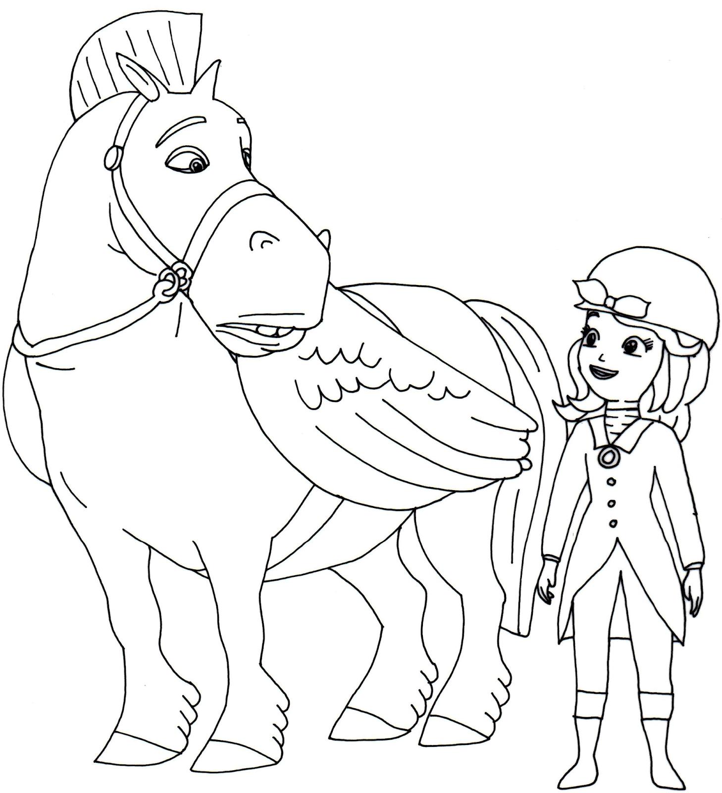 Princess ivy coloring page - Top 10 Disney Princess Sofia The First The Curse Of Princess Ivy