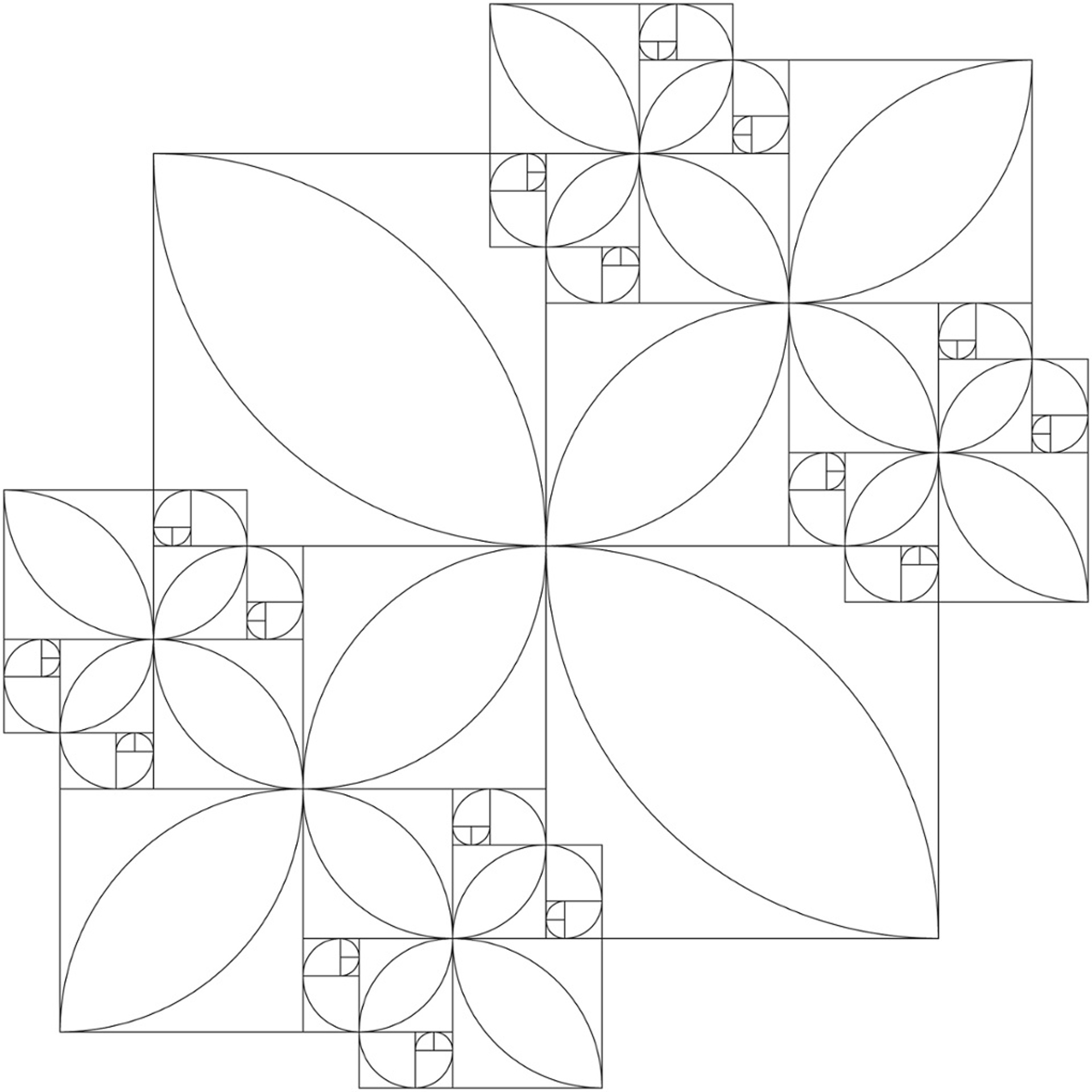 Triangles Coloring Pages - Coloring Home
