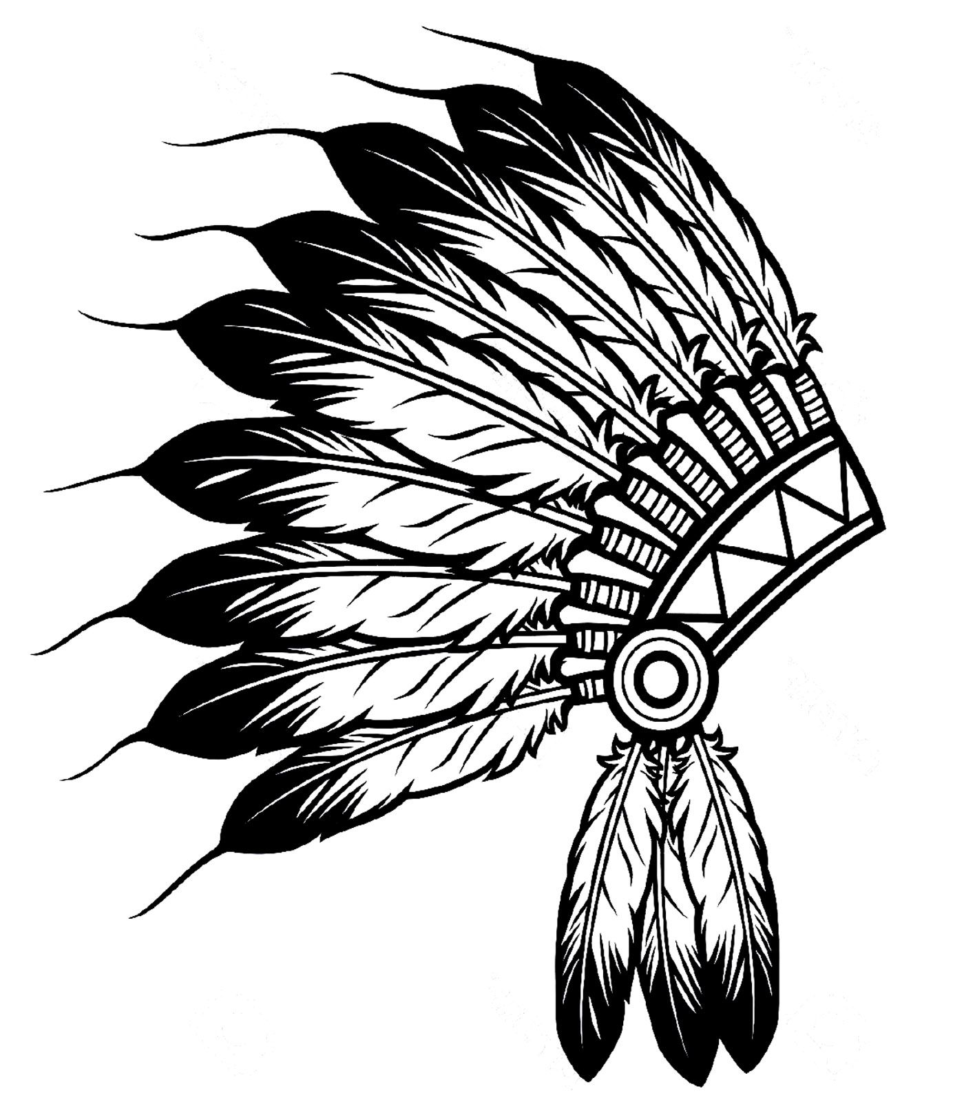 coloring pages cherokee indians - photo#10