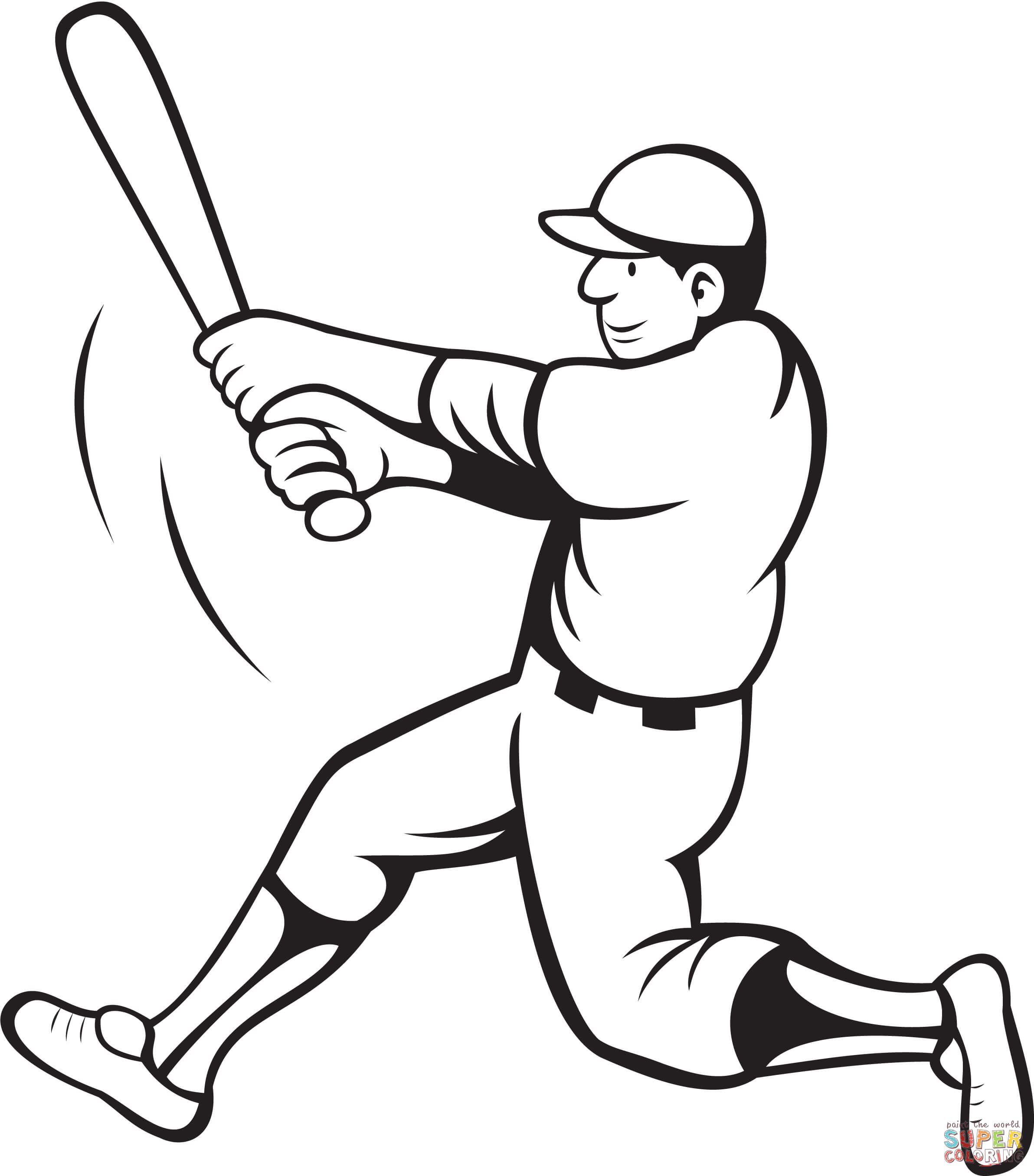 chicago cubs printable coloring pages - photo#9