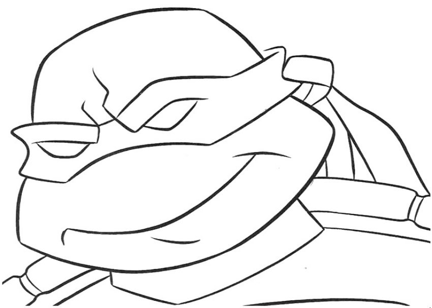 Awesome Ninja Turtle Coloring Page Gallery - Kid Coloring Kid ...