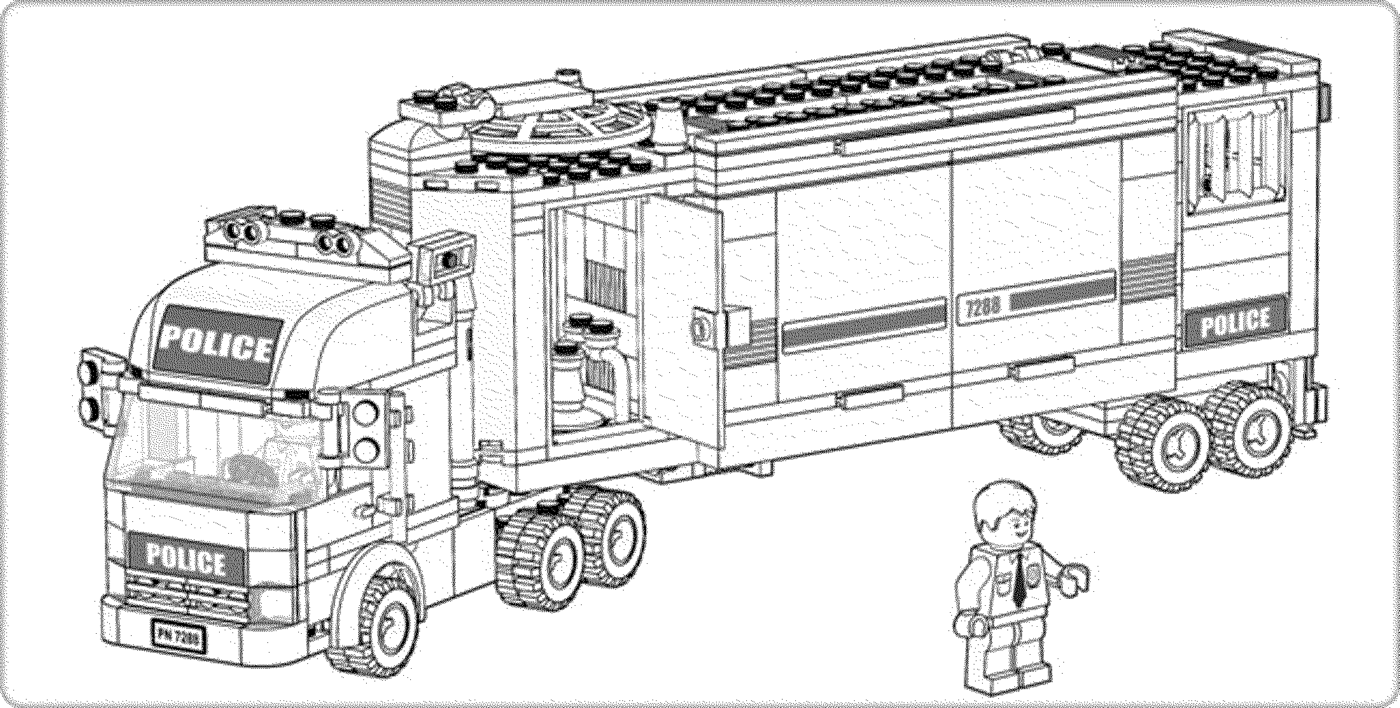 printable fire truck coloring pages fireman sam  coloring home
