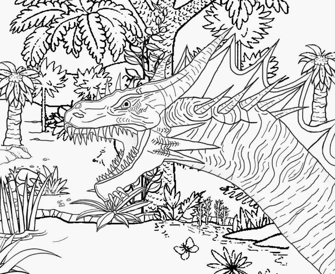 Free Detailed Coloring Pages For Older Kids
