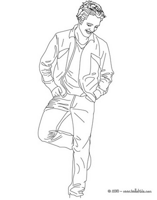 free twilight birthday coloring pages - photo#28