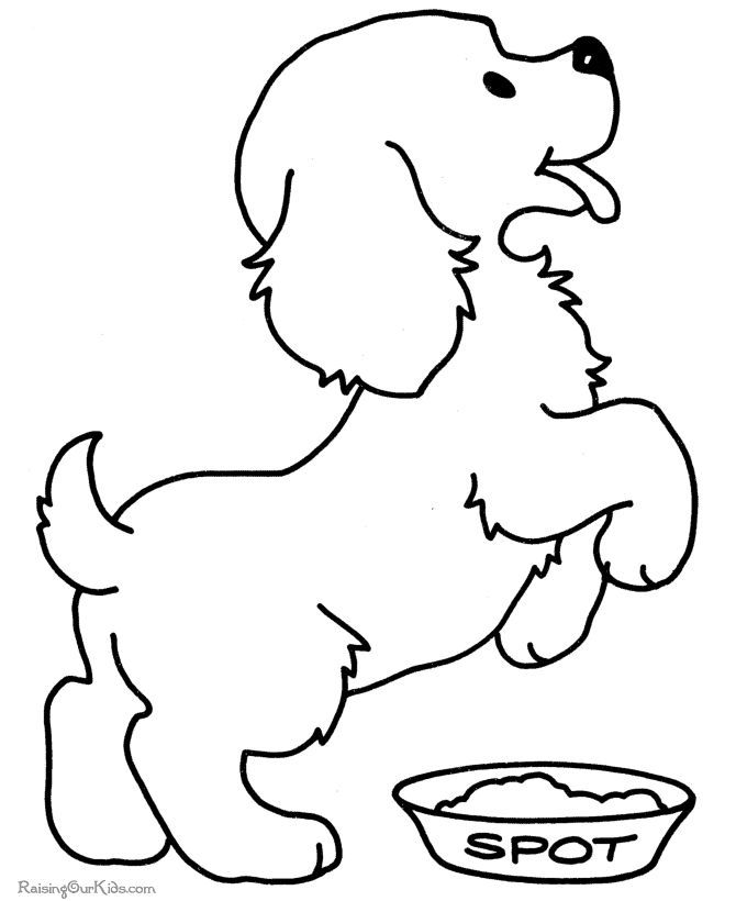 Coloring book dogs | Coloring Pages, Precious Moments ...