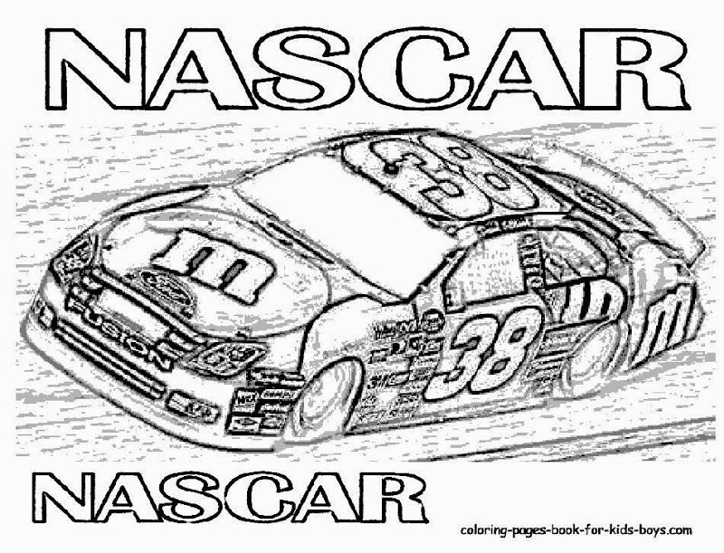 Race car coloring pages free coloring home for Rally car coloring pages