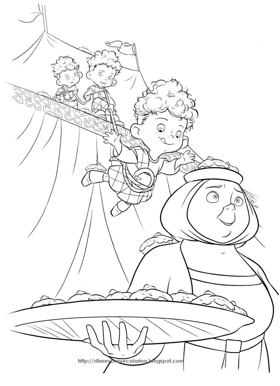 brave little toaster coloring pages - photo#25