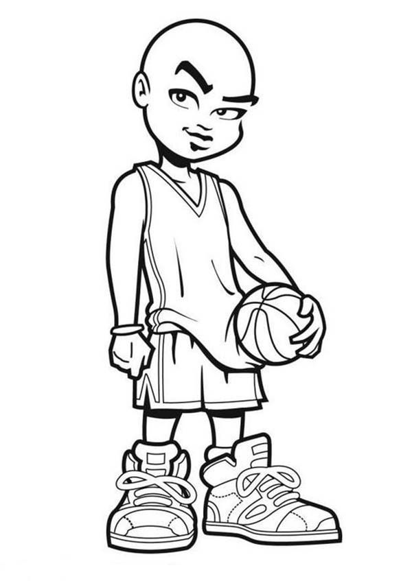 Michael Jordan Dunking Coloring Pages - High Quality Coloring Pages