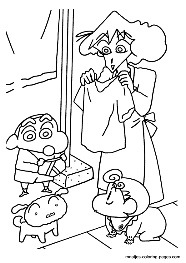 shin chan coloring pages shin chan coloring pages coloring home