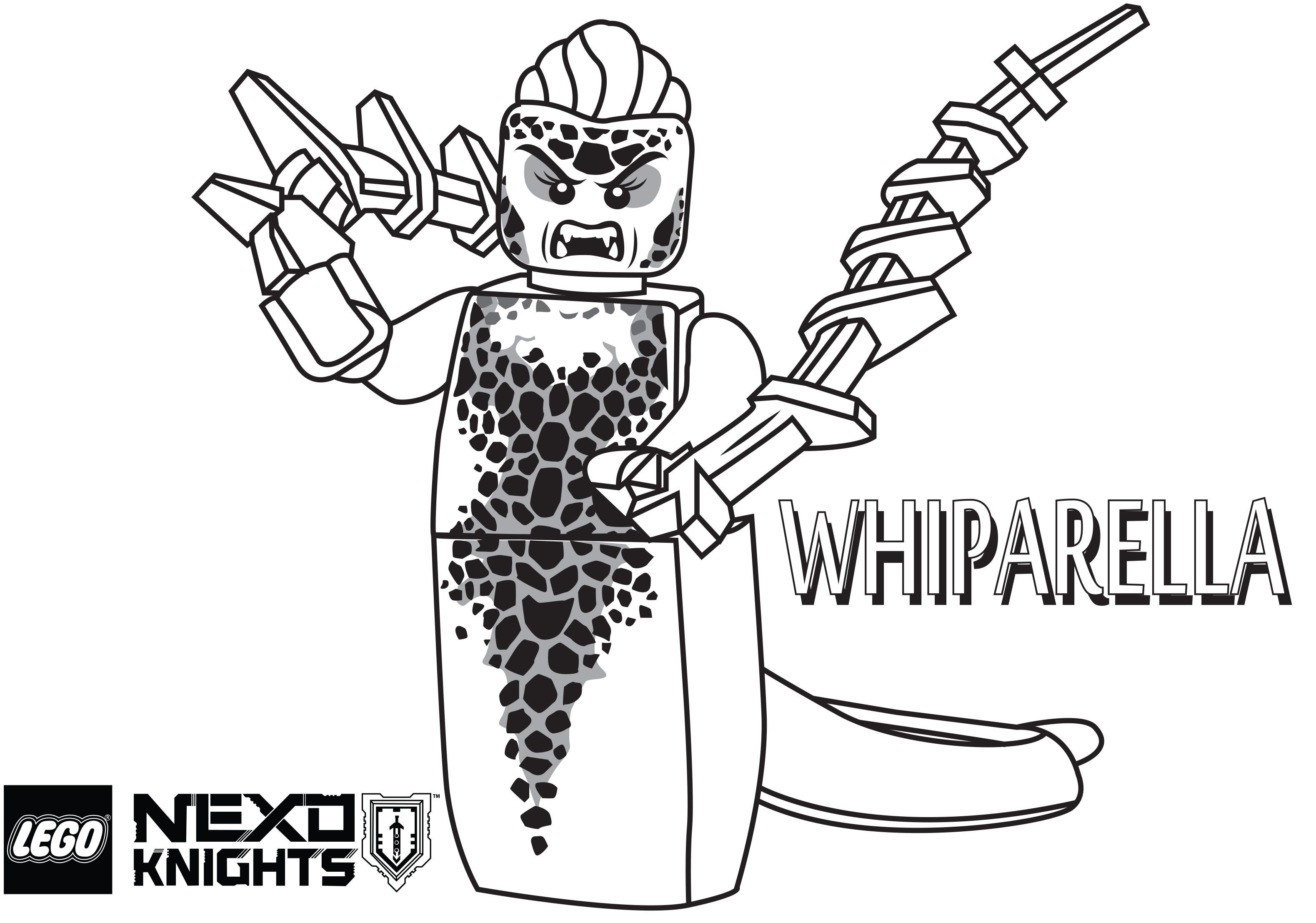 Lego Knights Coloring Pages - Coloring Home