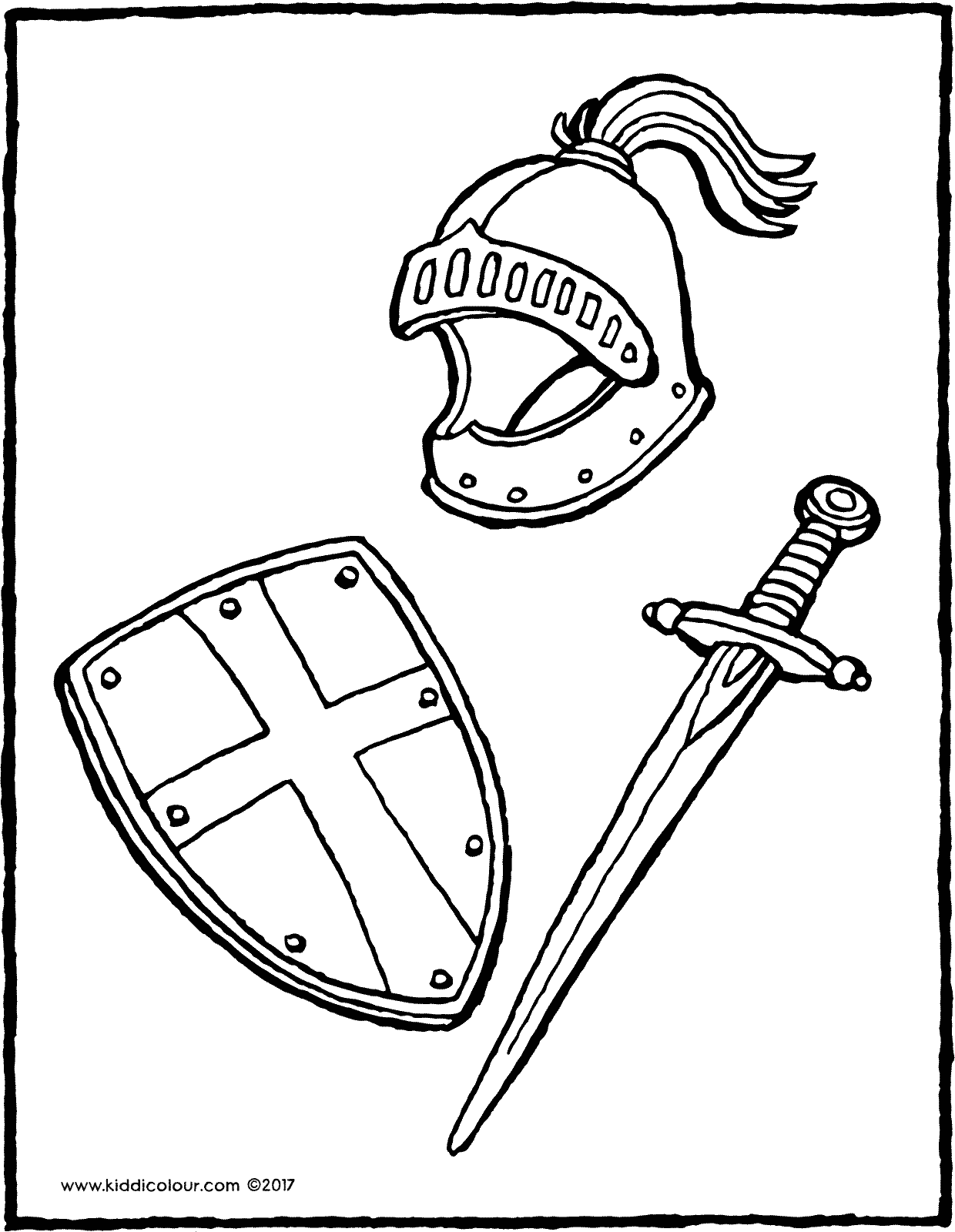 swords coloring pages coloring home