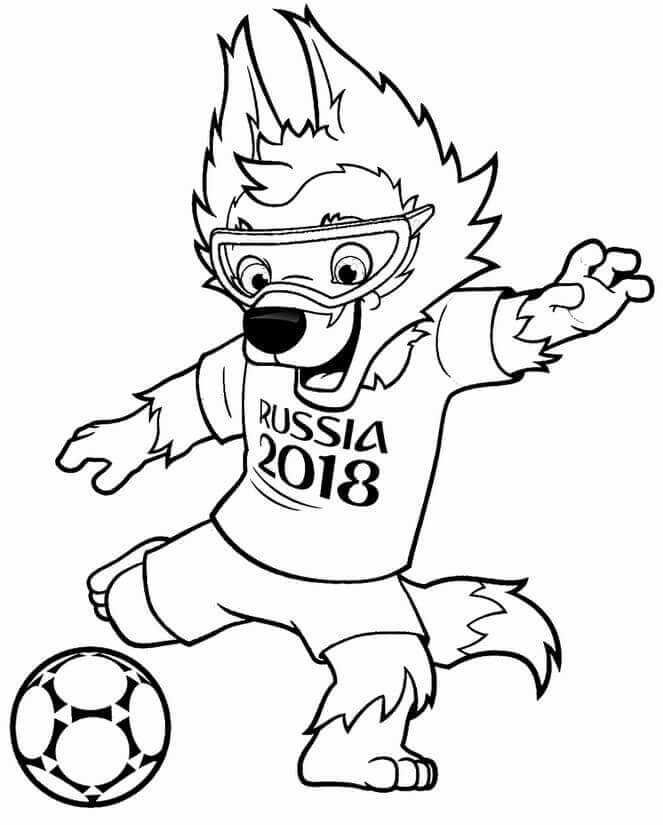 Fifa Coloring Pages Coloring Home