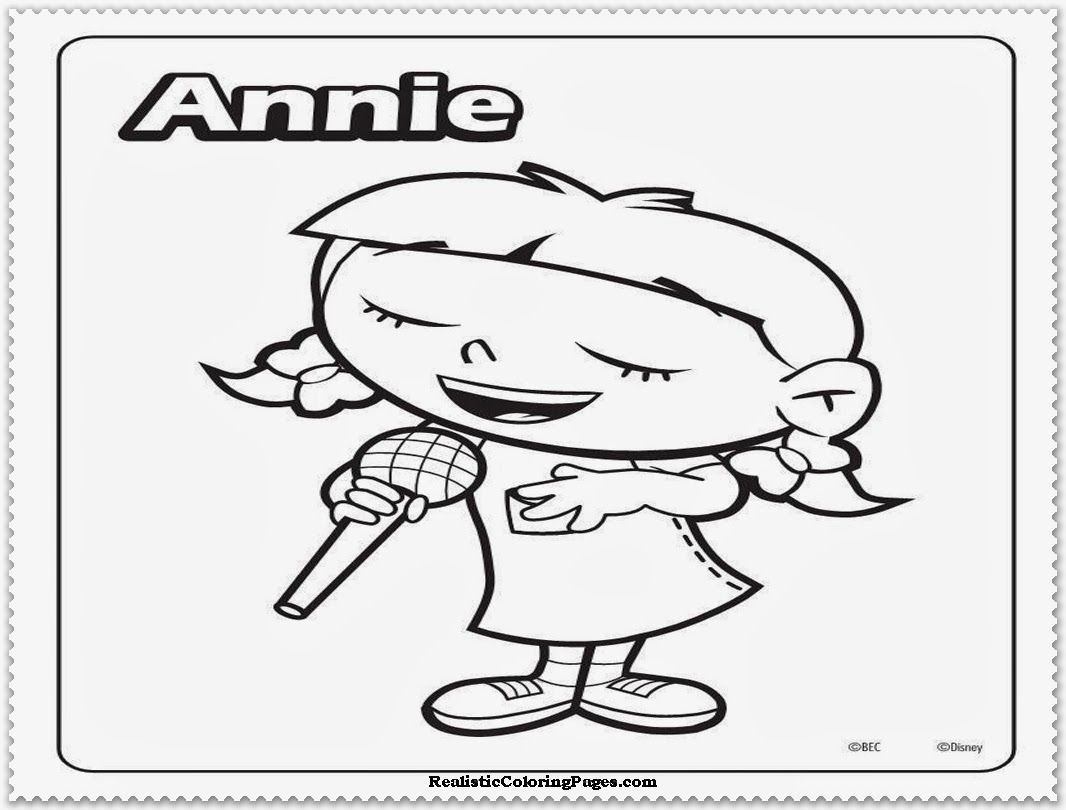 little orphan annie coloring pages - photo#5