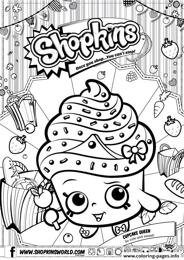 Coloring Pages Of Cupcakes And Cookies - Coloring Home