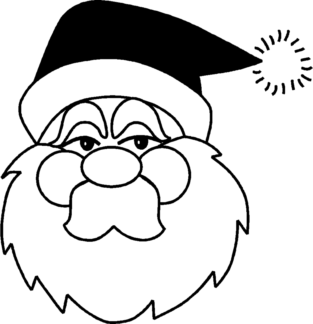 Toddler Christmas Coloring Pages - Coloring Home