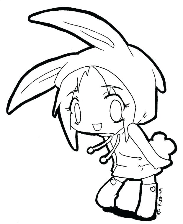 Anime Chibi Coloring Pages – samyysandra.com