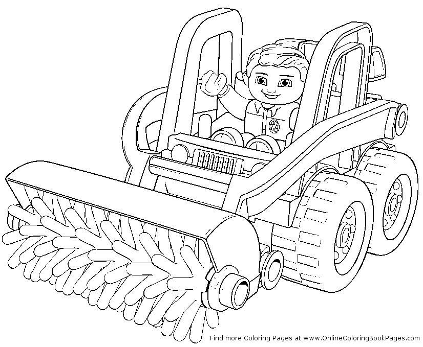 Clutch Powers Coloring Pages Coloring Home