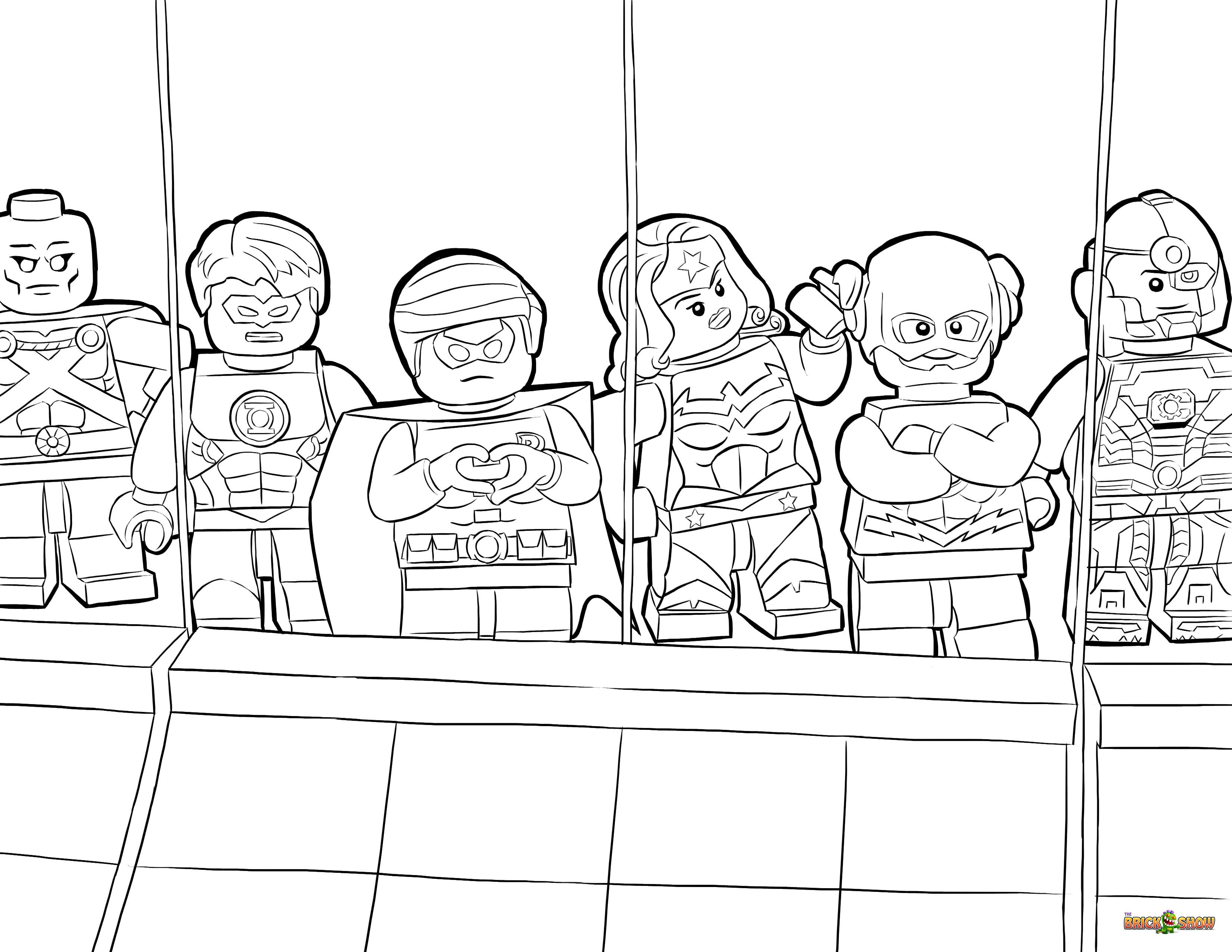 superfriends coloring pages coloring home