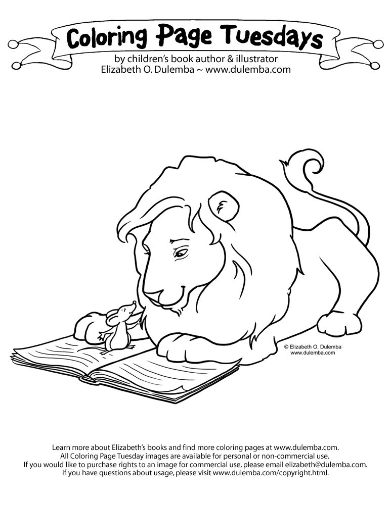 libeary coloring pages - photo#32