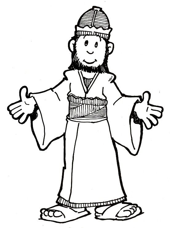 king solomon coloring pages - photo#27