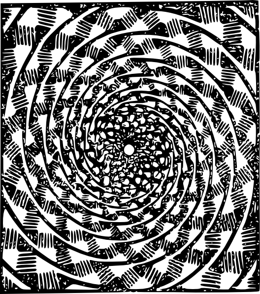 7 Pics Of 3D Optical Illusions Coloring Page - Optical Illusion ...