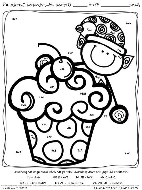 christmas math coloring pages coloring home Winter Coloring Page for 2nd Grade  Christmas Coloring Pages For 2nd Grade