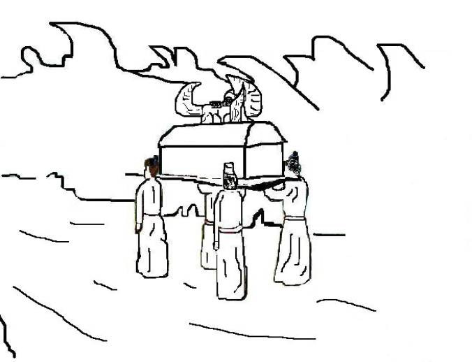 bible coloring pages ten - photo#14