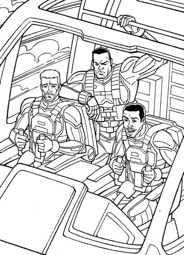 G I Joe Coloring Pages For Kids Batch Coloring Coloring Home