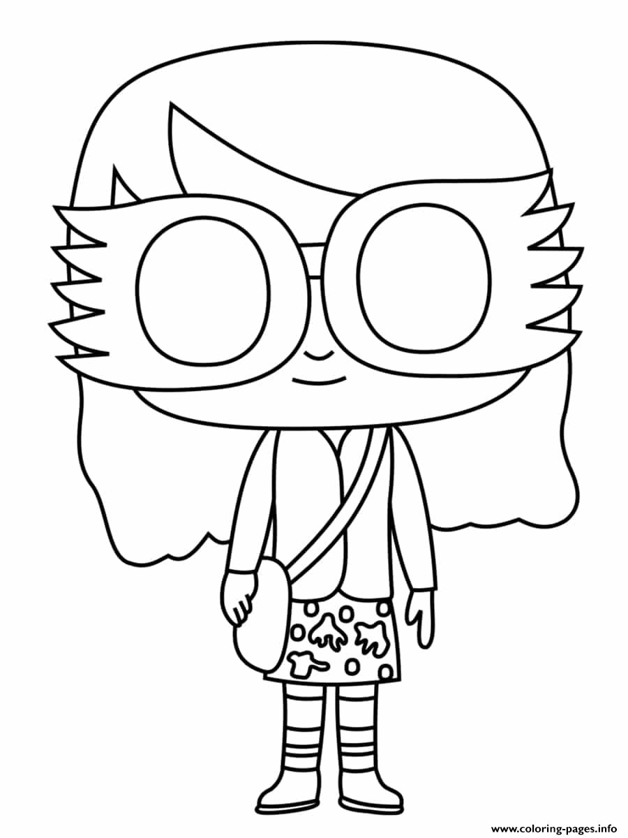 free printable Harry Potter Coloring Pages - Enjoy Coloring ... | 1200x900