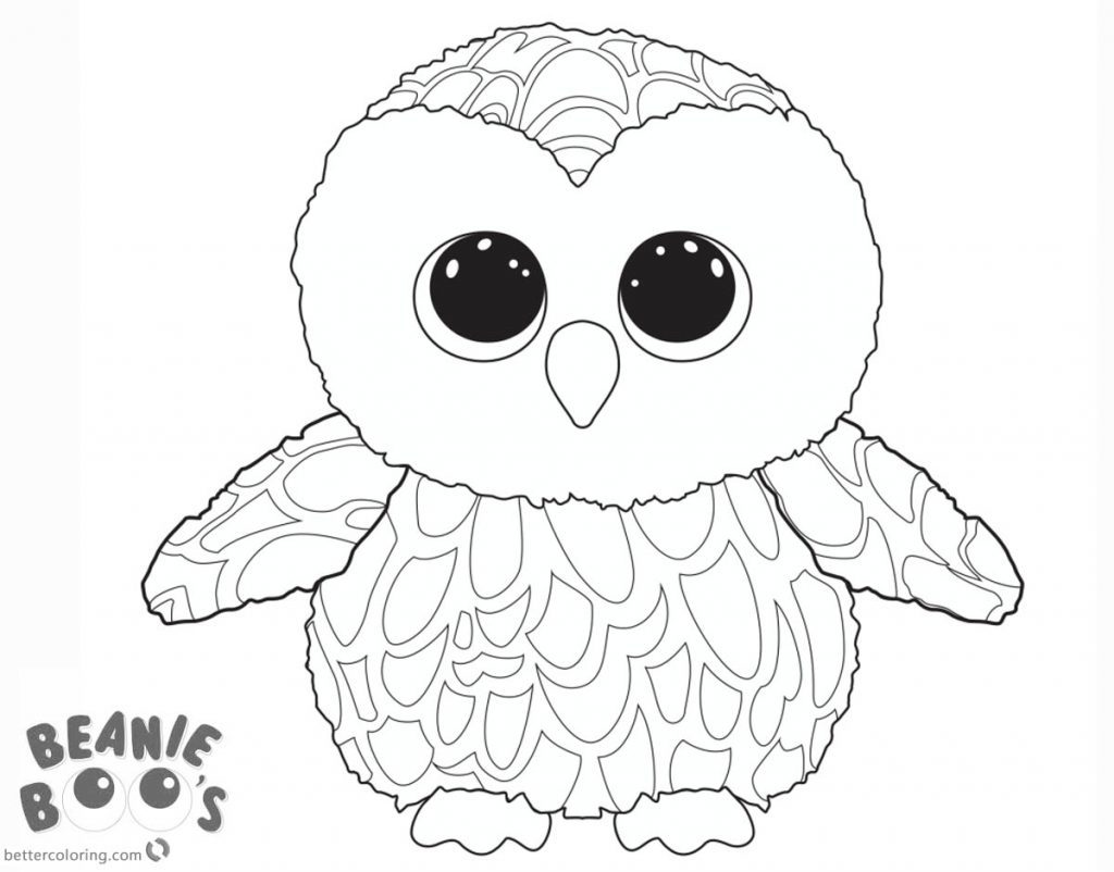 - Cute Owls Coloring Pages - Coloring Home