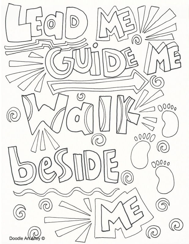 - Doodle Art Alley All Quotes Coloring Pages - F5quotes.com - Coloring Home