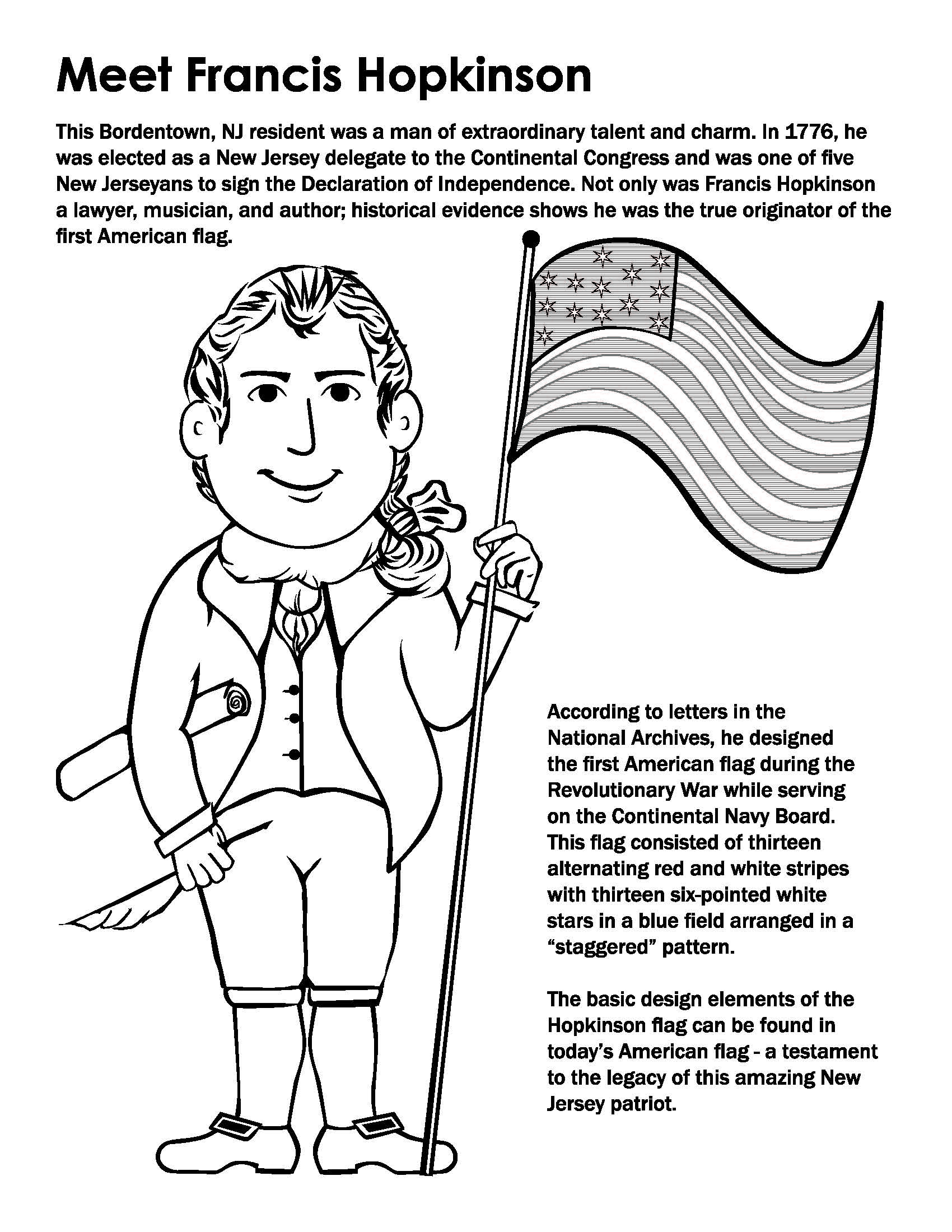 American Revolution Coloring Pages Pdf : American revolution soldier coloring pages home