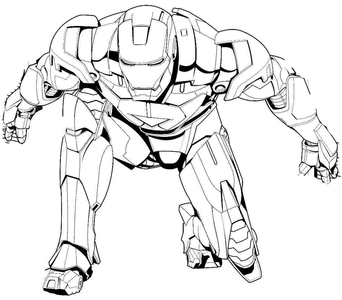 Superhero Coloring Pages Pdf - Coloring Home