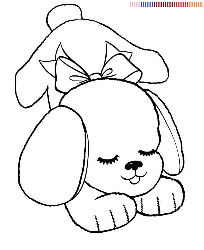 coloring pages of dog breeds - photo#25