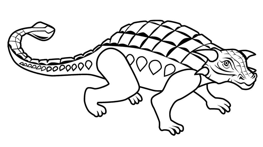 allosaurus coloring pages - photo#26