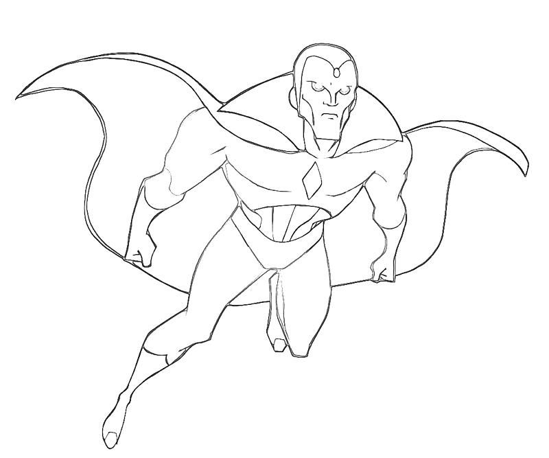 Daredevil free colouring pages for Daredevil coloring pages
